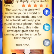 Dragon Lords on Free App Magic
