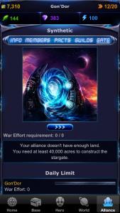 Xeno Wars: Star Gate