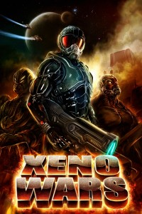 Xeno Wars Cover 02